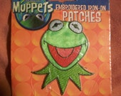 Muppets Iron On Patch