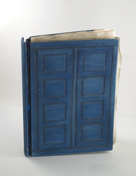 Doctor Who River Song Diary Nook, Kindle, or iPad Cover