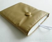 CLEARANCE SALE Nook simple touch sleeve GoldRush