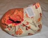 Letjoy Thanksgiving Pocket diaper Made to order