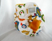 Letjoy Two Size All In 2 Newborn/Small Diaper READY TO SHIP