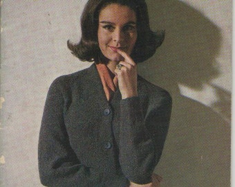 Sirdar Knitting Know How Vintage Book 1970's