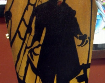 Nosferatu the Vamprye Coffin Jewlery Box