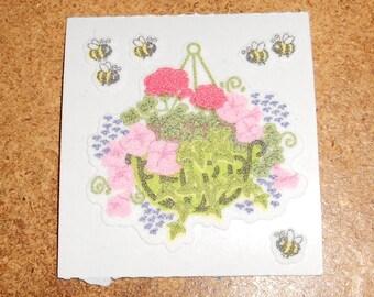 Sandylion Sticker Fuzzy
