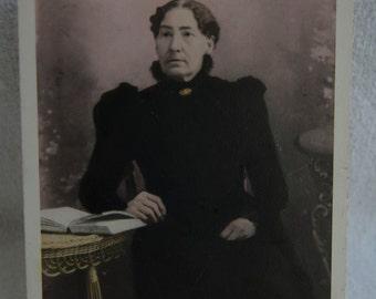 Original Photograph of Mother