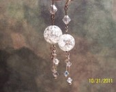 Swarovski Crystal Winter Earrings