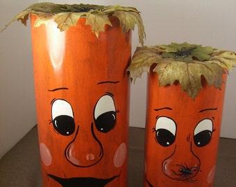 Pumpkin Halloween Decoration