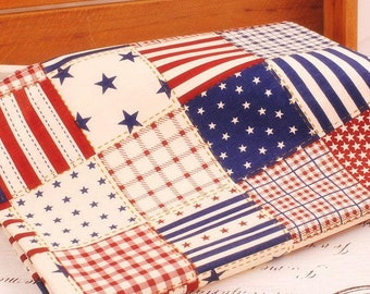 Half Yard Plain Cotton Fabric,Vintage Style, America Flag,Stripes,Stars Pattern,Gingham,Splice,diy sewing (QT27)