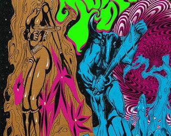 Mondo Drag poster