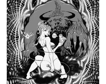 Roky Erickson poster