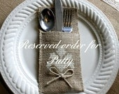 Reserved order for Pattie