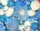 150 ct Disney Princess Cinderella Bead Assortment 19 Type Disney Jewelry Bead Mix (BX-CIND)