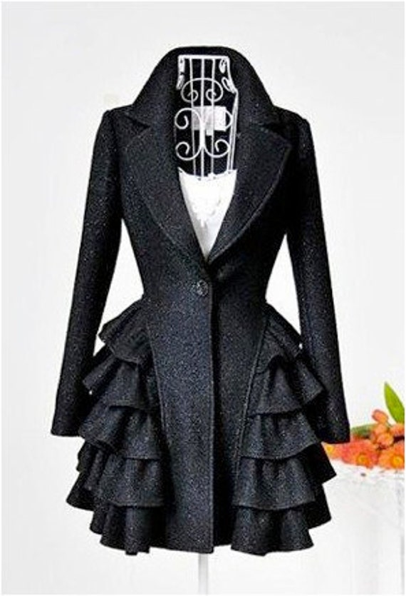20's Inspired Fashion Jacket