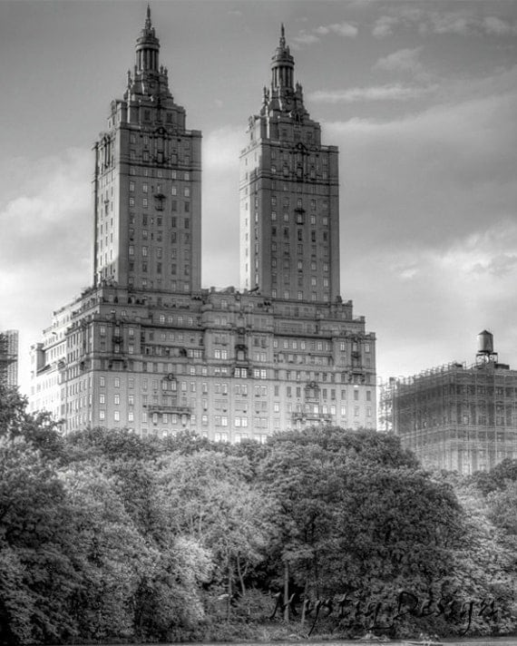 San Remo Apartments: Items Similar To San Remo Building, Central Park, New York