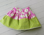 Twirly Girly Skirt (Available in Size 2/2T)