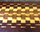 Really Big Endgrain Chopping Board....