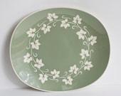 Vintage Harkerware Serving Platter