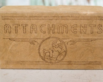 Vintage Greist Sewing Machine Attachments