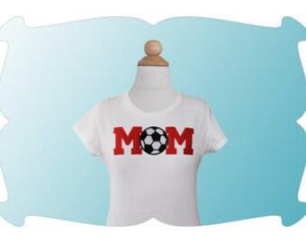 Soccor MOM   ---    T-Shirt