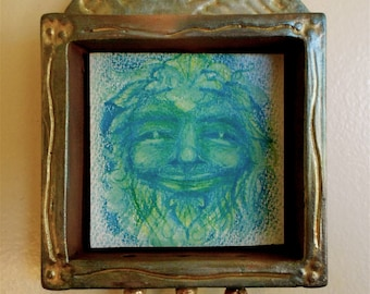Green Man Shrine (gm001)