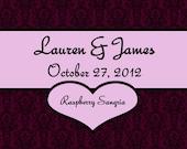 Custom Order for Lauren and James