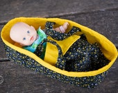 Doll Carrier Basket