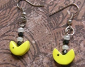 CLEARANCE Pacman Earrings