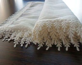 chic table cloth ivory cream  lace elegant  ,Christmas gift idea for home