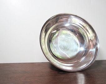 Vintage Silverplate Paul Revere Bowl in Original Box -- Kitchen Decor