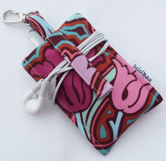 ipod nano pouch / case  5th and 7th generation handmade