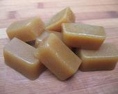 Vegan Organic Vanilla Caramels