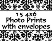 15 4x6 Photo Prints Invitations or Announcements To Any of My Designs