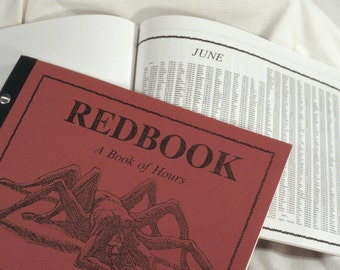 Redbook: A Book of Hours