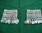 Egyptian style Beaded Armbands