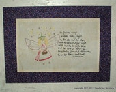 Wishes and Dreams - PDF Embroidery Pattern