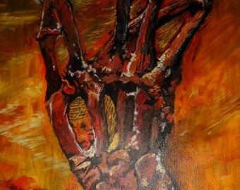 Skelton of Hand