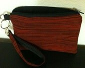 Wristlet with Key Fob - Free Shipping