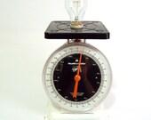 Unique Vintage Metal Scale Lamp