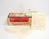 Retro Packaging Lamp Magna Clean Box & Original Contents