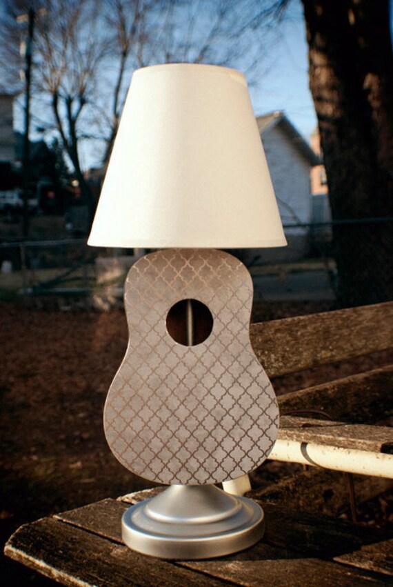 Ukulele lamp - aka Ukulelamp