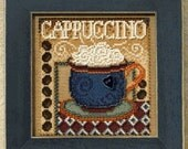 Mill Hill Cappuccino Cross Stitch Kit