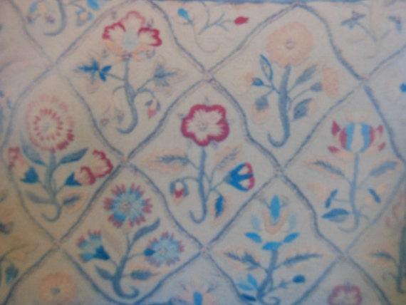 Elizabethan Garden Crewel Kit