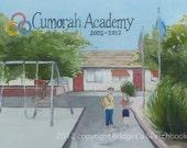 "Cumorah Academy: 2005-2012, 8x10"""