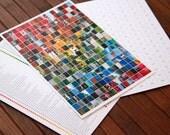 """ROY G BIV Series: Photo Print / Postcard (4"""" x 6"""")"""