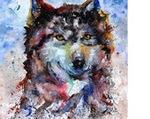 Call Of The Wild, Limited Edition Fine Art Print, Treasury item