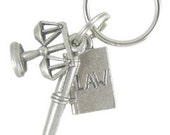 Lawyer Keychain