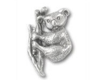Koala Bear Lapel Pin