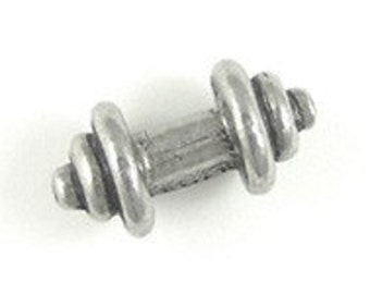 Dumbbell Lapel Pins- Free Weights- Exercise- Workout Pins