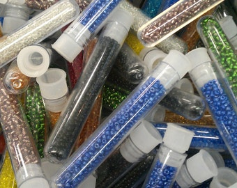Seed Beads Size 11 Q