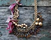 Lush Gypsy Necklace